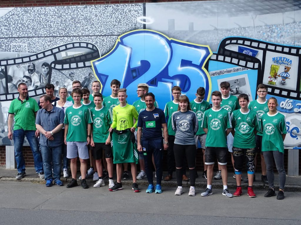 B-Junioren auf Abschlussfahrt – SG Empor Sassnitz e.V.
